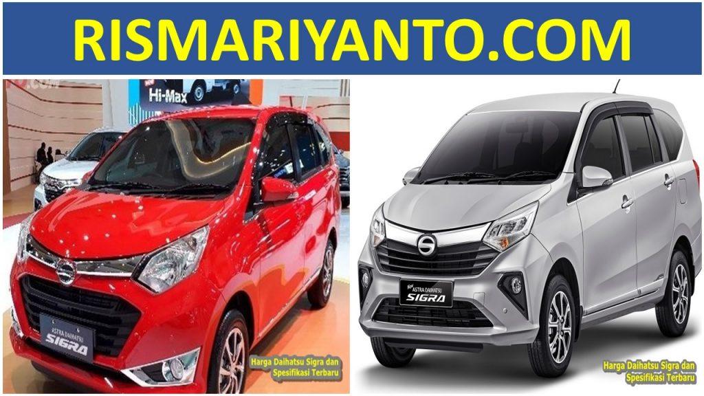 Harga Daihatsu Sigra dan Spesifikasi Terbaru 2020
