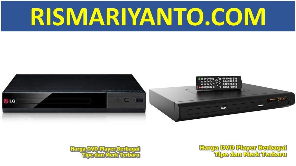 Harga DVD Player Berbagai Tipe dan Merk Terbaru 2020