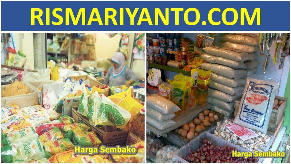 Harga Sembako Kota Malang Terbaru 2020