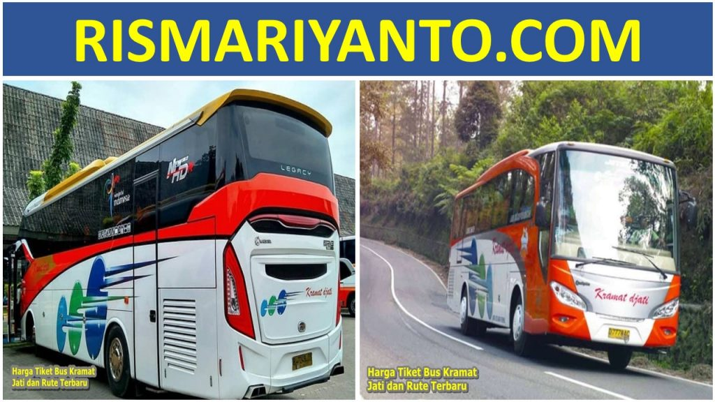 Harga Tiket Bus Kramat Jati dan Rute Terbaru 2020