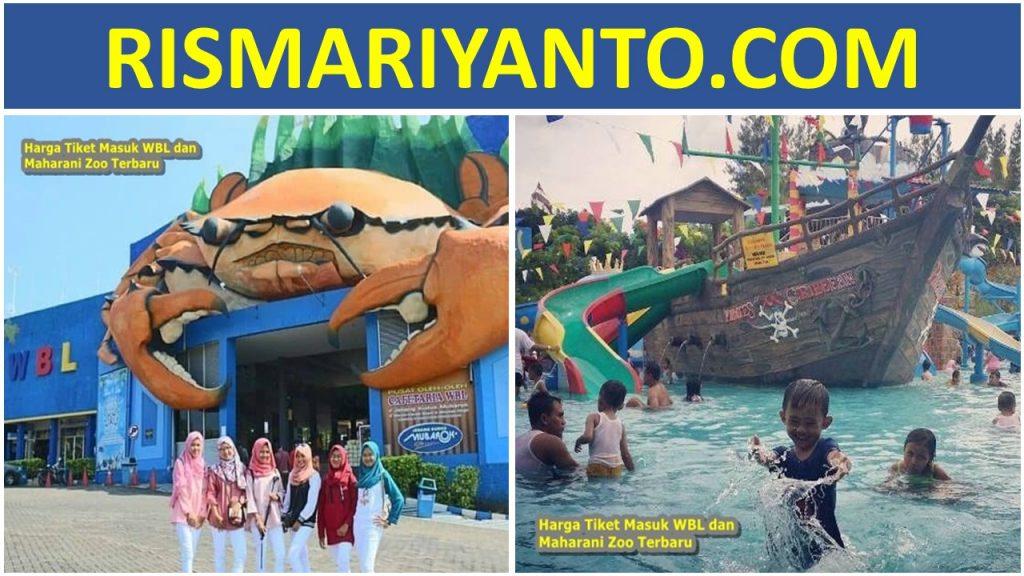 Harga Tiket Masuk WBL dan Maharani Zoo Terbaru 2020