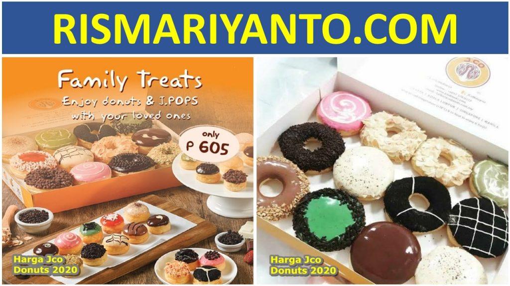 Harga Jco Donuts 2020