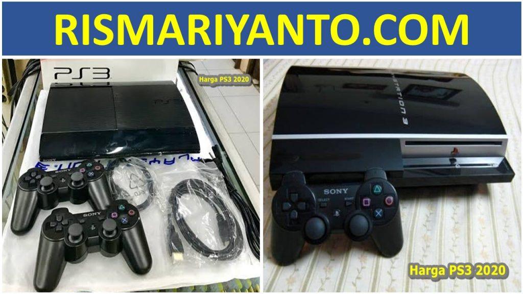 Harga PS3 2020