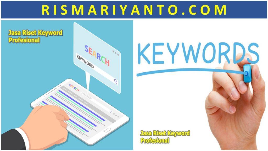 risma riyanto jasa riset keyword
