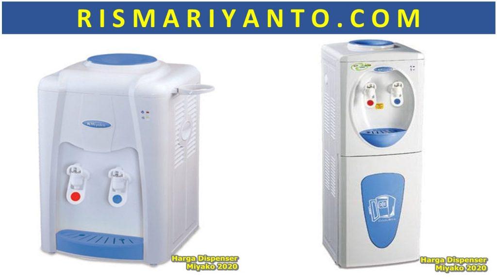 Harga Dispenser Miyako 2020
