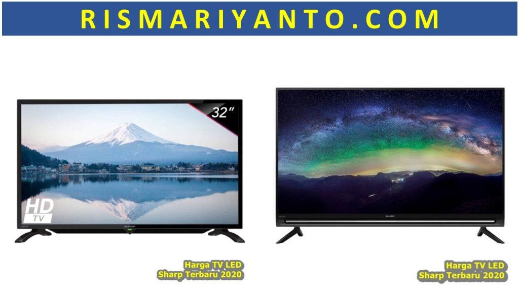 Harga TV LED Sharp 2020
