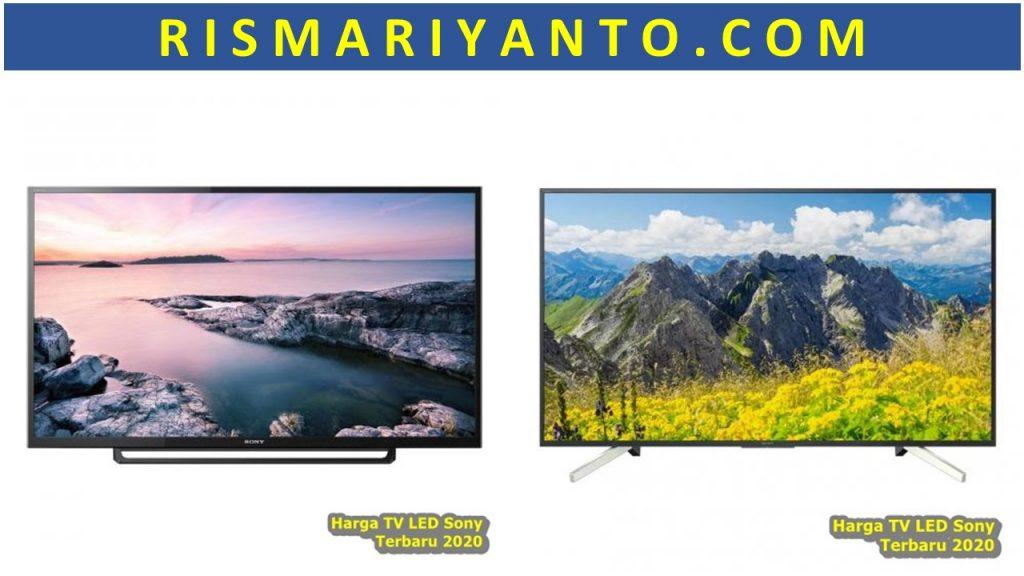 Harga TV LED Sony 2020