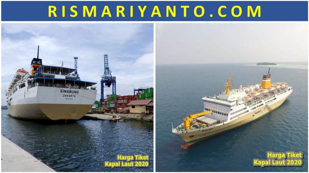Harga Tiket Kapal Laut Pelni 2020