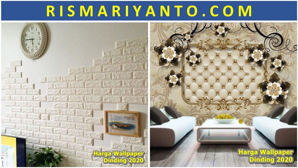 Harga Wallpaper Dinding 2020